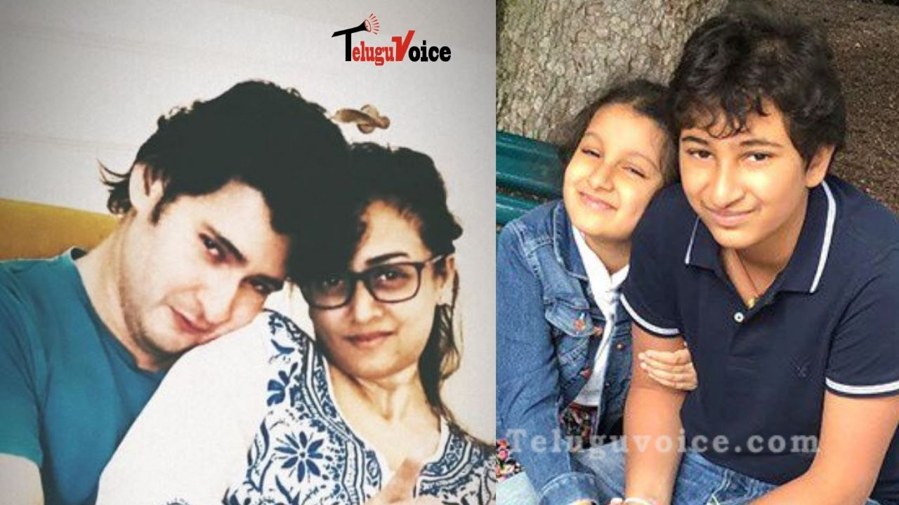 Adorable Click: Mahesh Babu Cuddles Up To Namrata Shirodkar teluguvoice