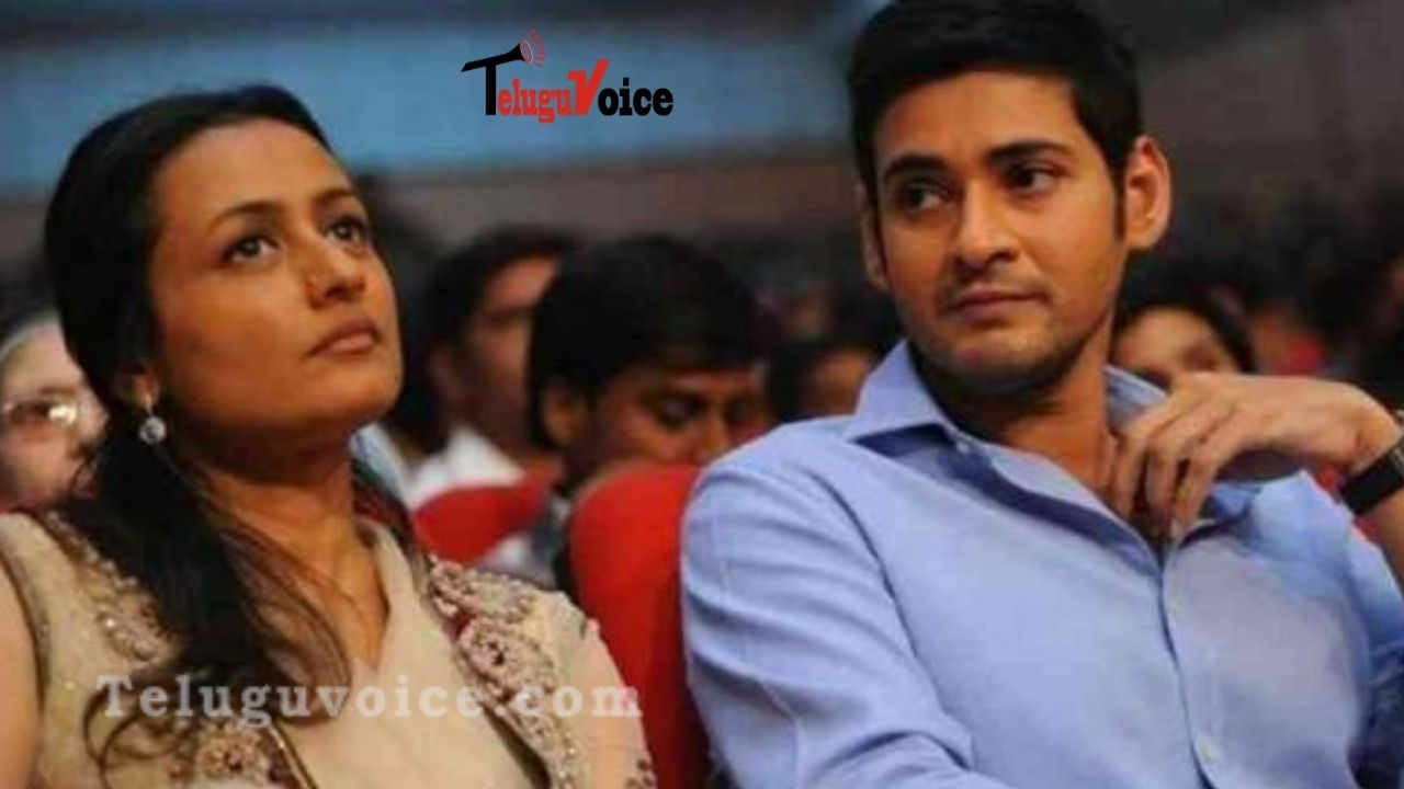 Mahesh Babu's Wife Trolled By Netizen For Drug Involvement teluguvoice