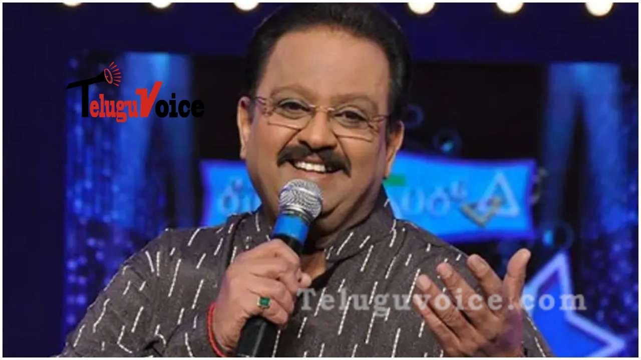 Legendary Singer SPB In Critical Condition  teluguvoice