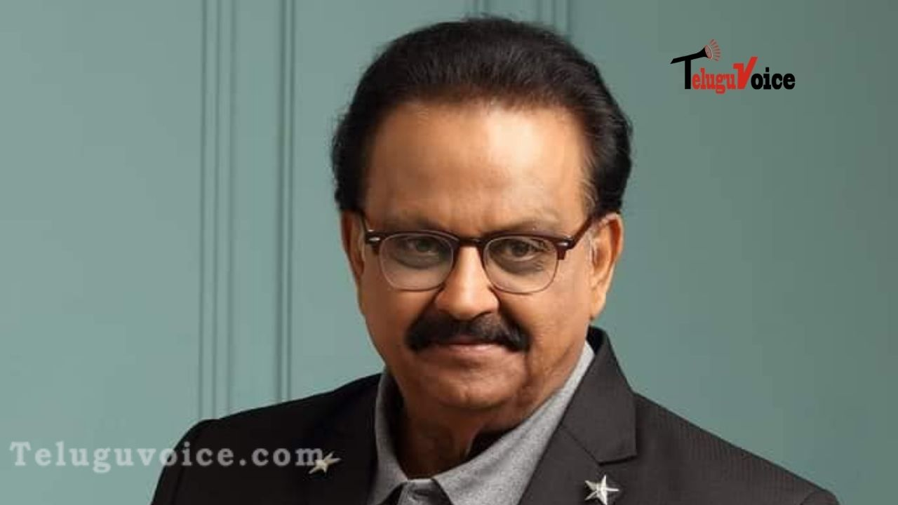Legendary Singer SP Balasubrahmanyam Is No More ! teluguvoice
