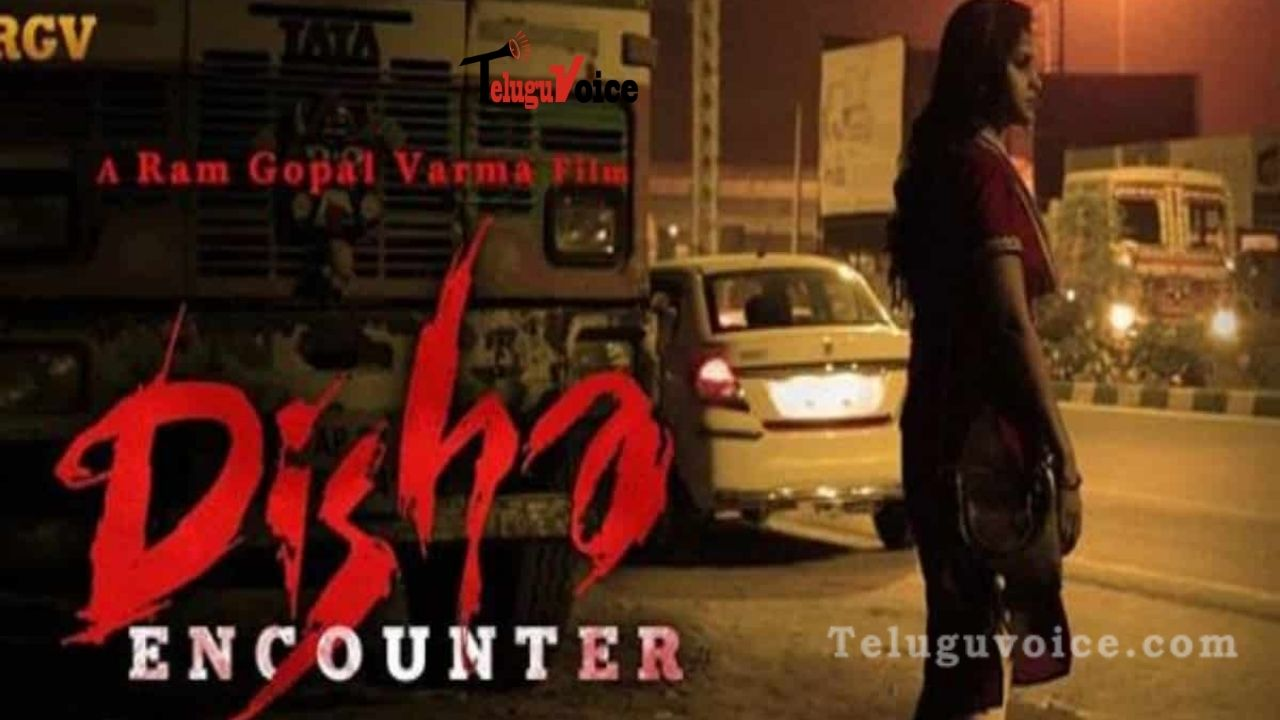 RGV's Next Is Disha Encounter teluguvoice