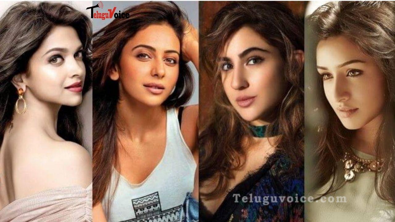 Deepika Padukone, Sara Ali Khan, Shraddha Kapoor, And Rakul Preet Singh Questioned For Hours By NCB teluguvoice