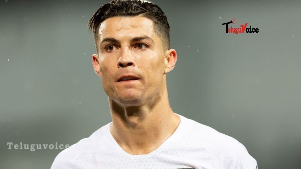 Cristiano Ronaldo Tests Positive For Coronavirus teluguvoice