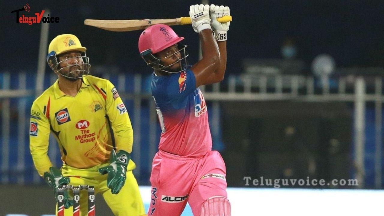 IPL Match 37: CSK vs RR teluguvoice