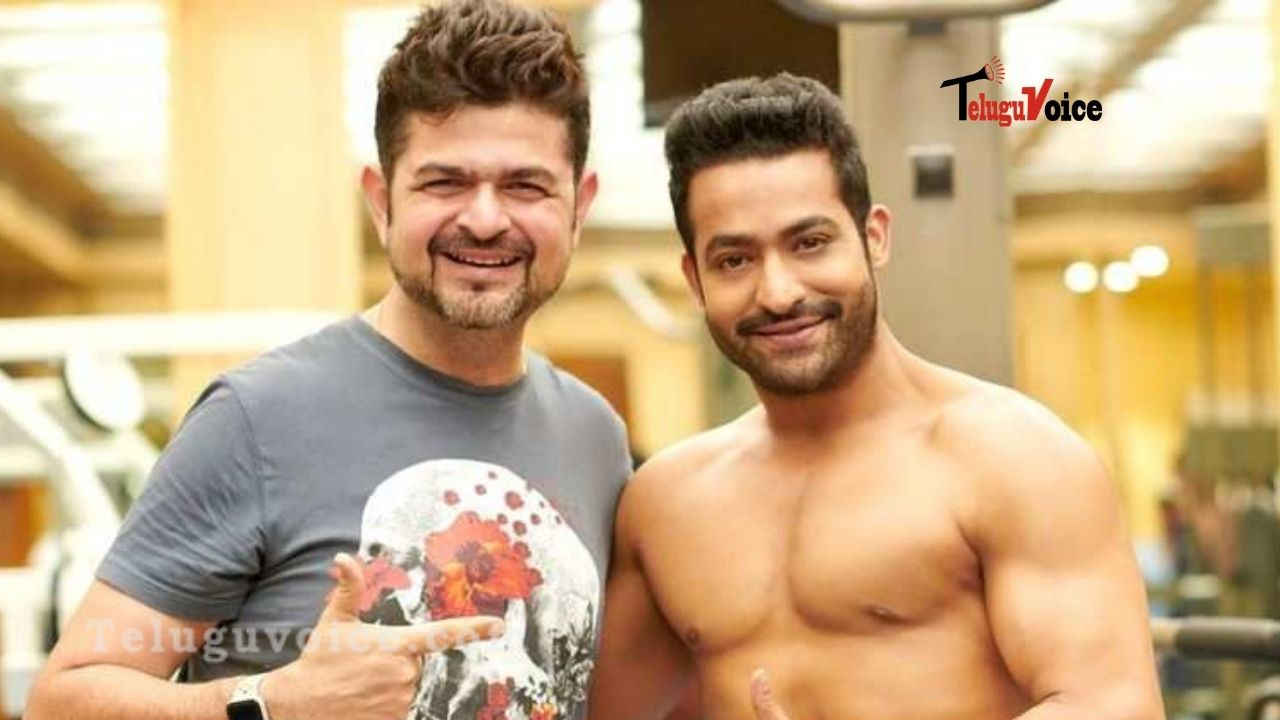Jr NTR's Shirtless Picture That Shows Off His Muscular Body Went Viral  teluguvoice