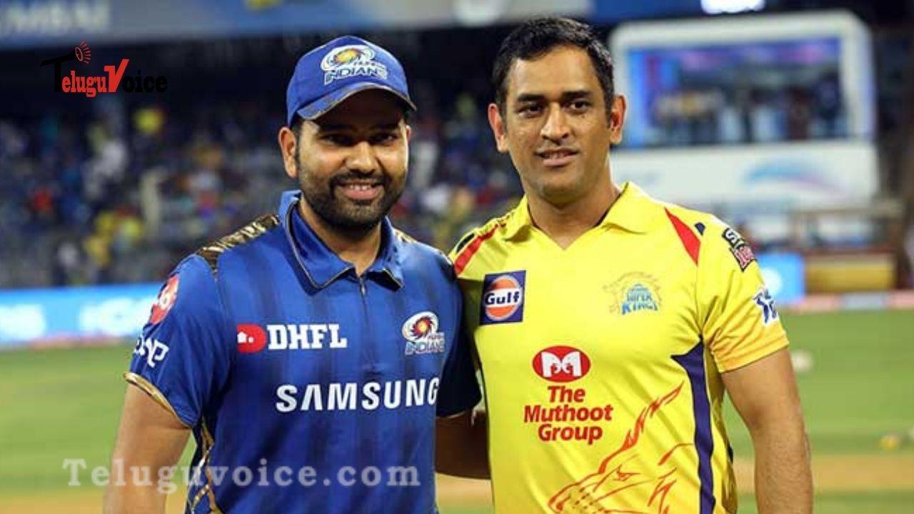 IPL Match 41: MI vs CSK teluguvoice