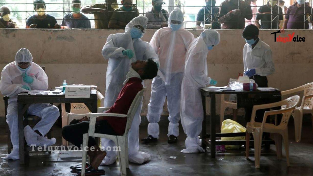 India Crosses The 78 Lakh Mark In Coronavirus Cases teluguvoice
