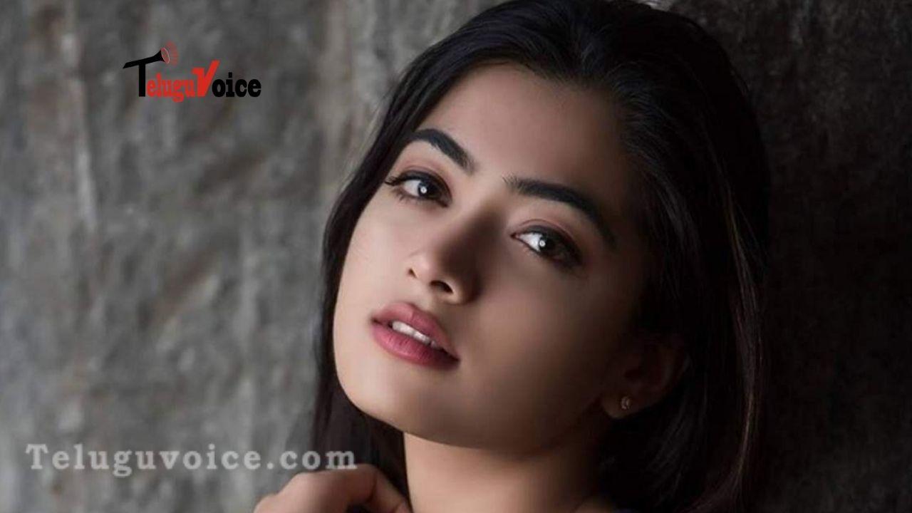 Rashmika Mandanna Demanding High teluguvoice