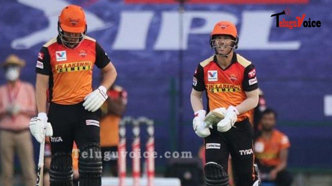IPL Match 47: SRH vs DC teluguvoice