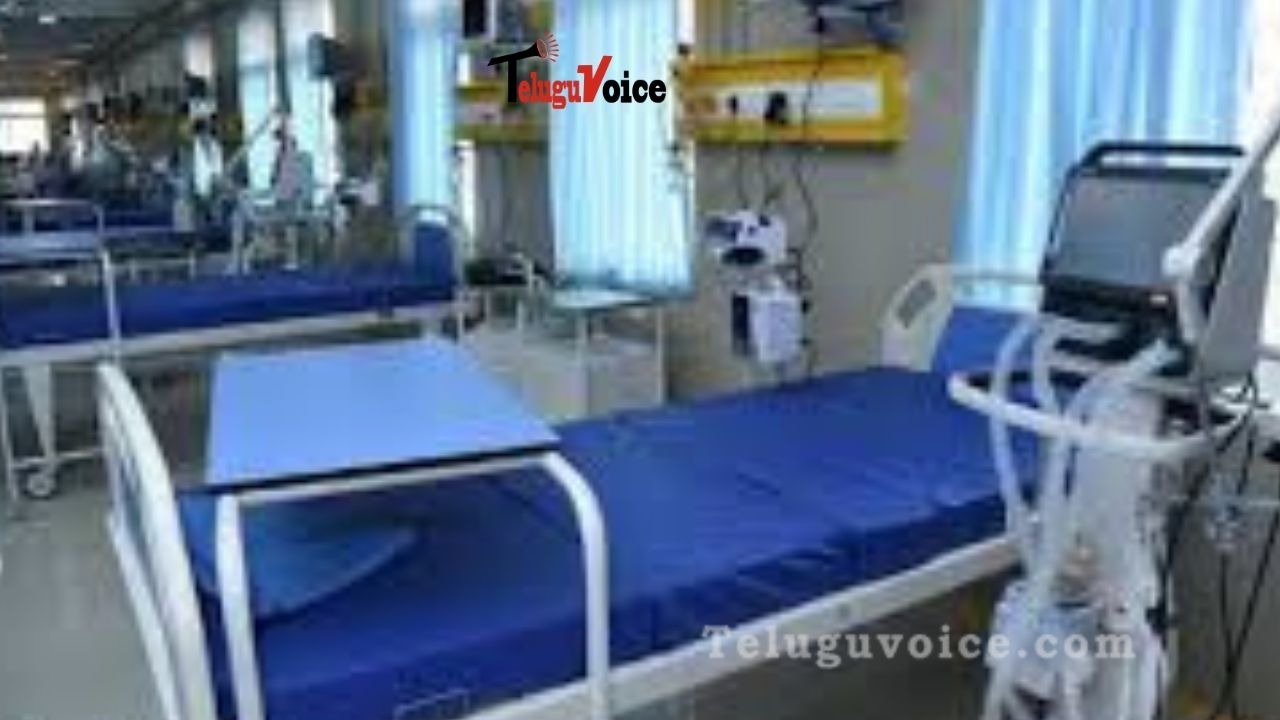 Telangana Best In Health Care Indices teluguvoice
