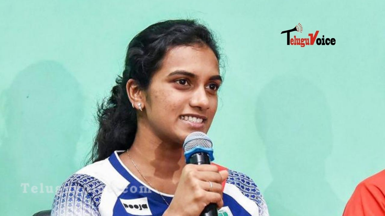 'I Retire' Post By PV Sindhu Gives Her Fans 'Mini Heart-Attack' teluguvoice