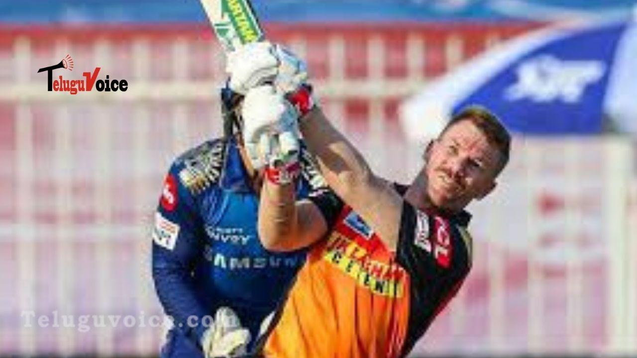 IPL Match 56: SRH vs MI teluguvoice