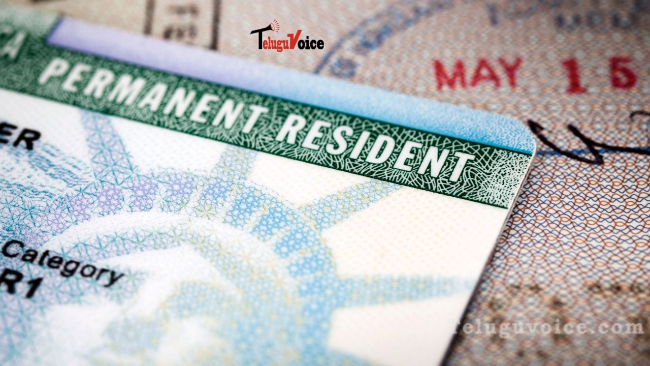 Number Of Green Card Holders To Become US Citizens Is Increased teluguvoice