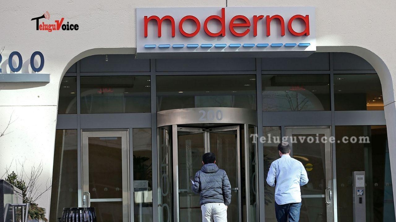 After Pfizer, Moderna Claims An Effectiveness Of 94 Percent Against Virus teluguvoice