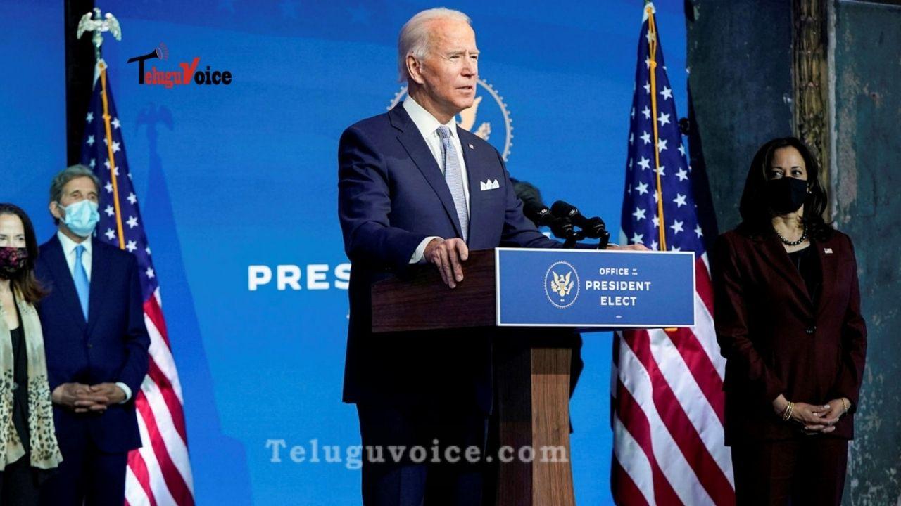 Joe Biden-America Is Back, Ready To Lead The World teluguvoice