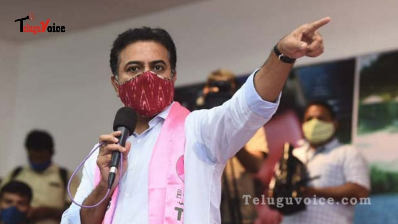 KTR On BJP, Says Adopting 'Becho India' Policy, KCR Targets BJP teluguvoice