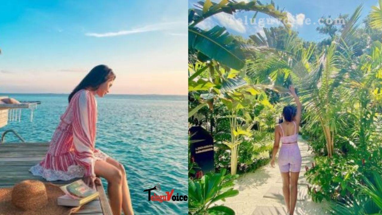 Samantha's Bold Pic Is Breathtaking In Latest Maldives Holiday teluguvoice