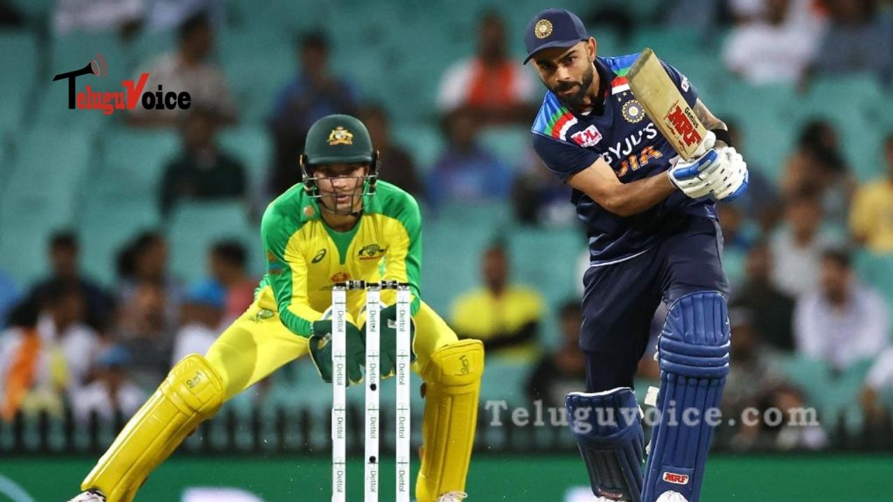 Australia Beat India By 51 Runs In 2nd ODI To Take 2-0 Lead teluguvoice