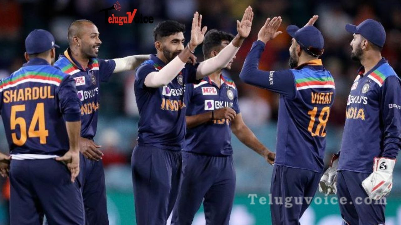 3rd ODI: India Beat Australia By 13 Runs To Avoid Clean Sweep teluguvoice