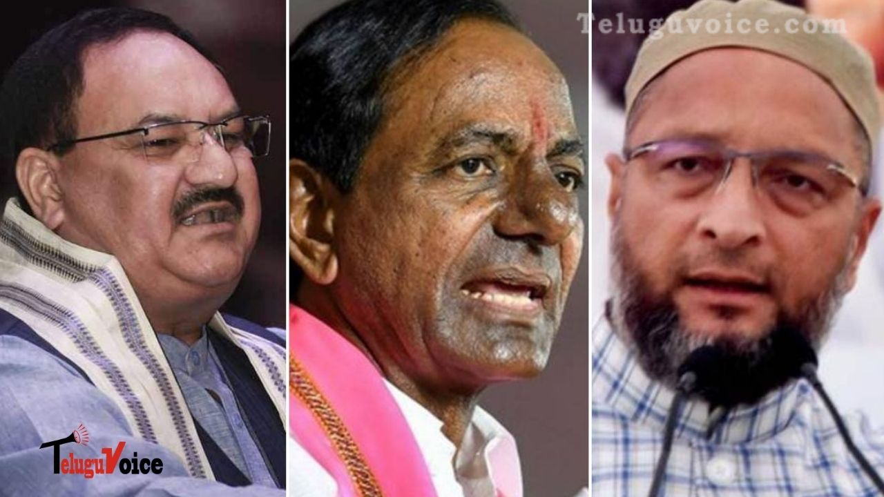 GHMC Elections Results Update, BJP Leads In 88, TRS In 29 teluguvoice