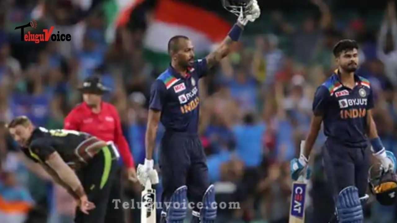 India Beat Australia In 2nd T20I To Seal The Series Win teluguvoice