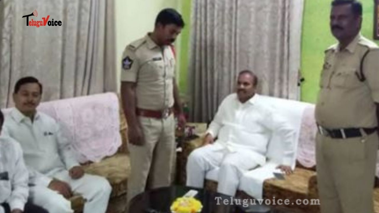 Senior TDP Leaders Under House Arrest By Police teluguvoice
