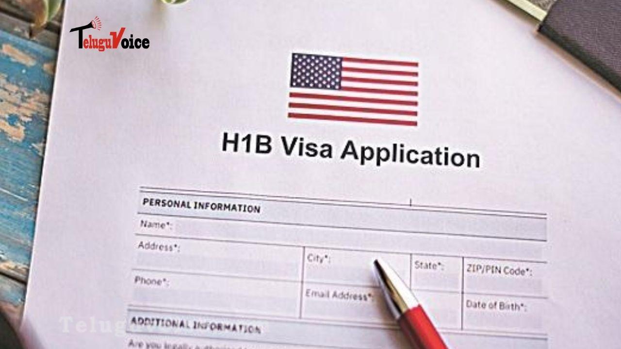 Ban On H-1B Extended Till March 31,2021 teluguvoice