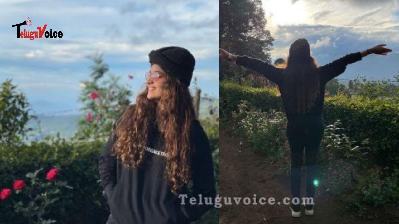 Pic Talk: Keerthy Suresh Celebrates New Year In Sun Shine! teluguvoice