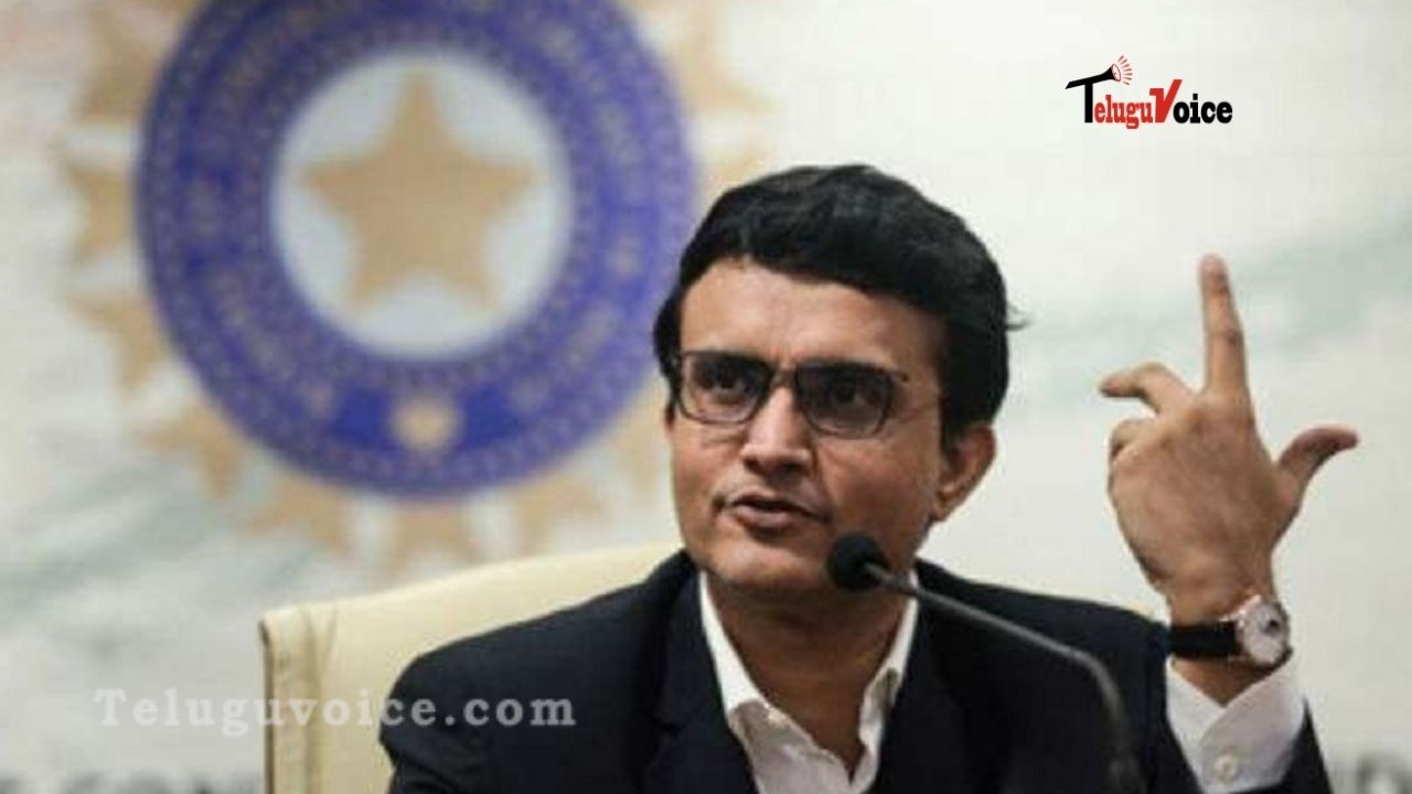 Sourav Ganguly Tests COVID-19 Negative, To Undergo Routine ECG teluguvoice