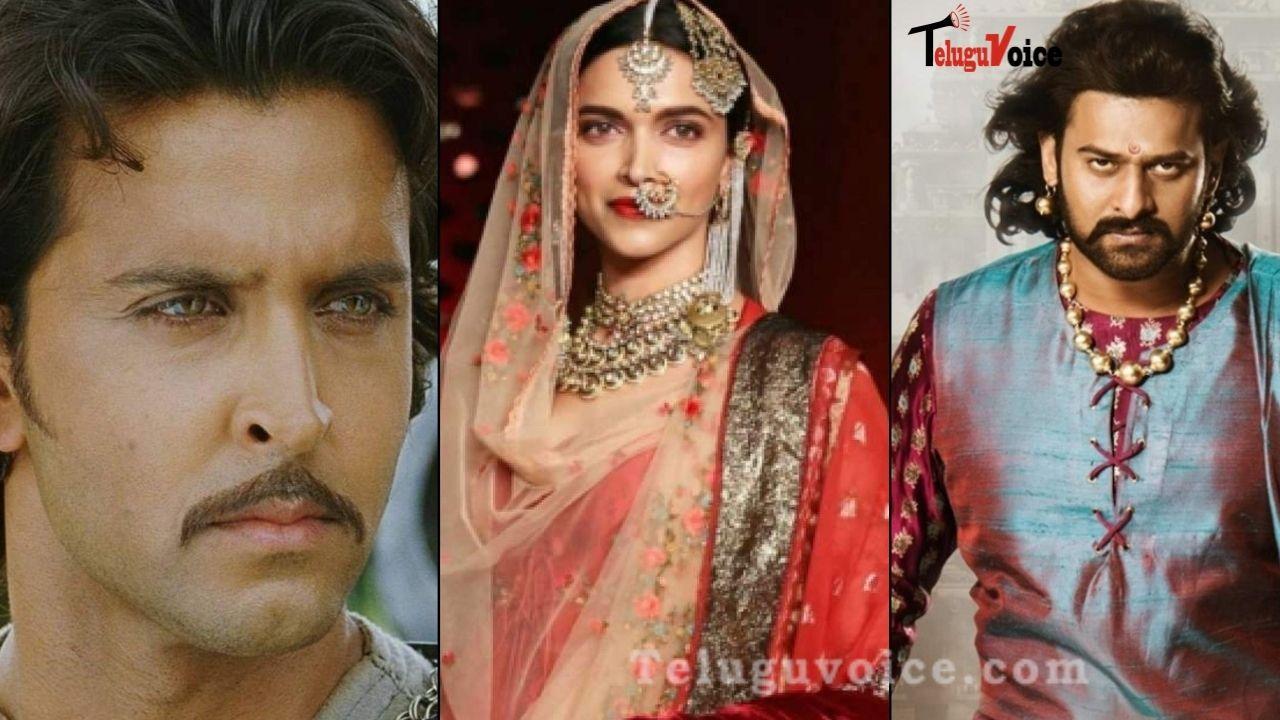 Deepika Choose To Work With Hrithik Over Prabhas teluguvoice