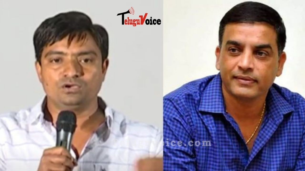 Dil Raju Is Killing Telugu Films! teluguvoice