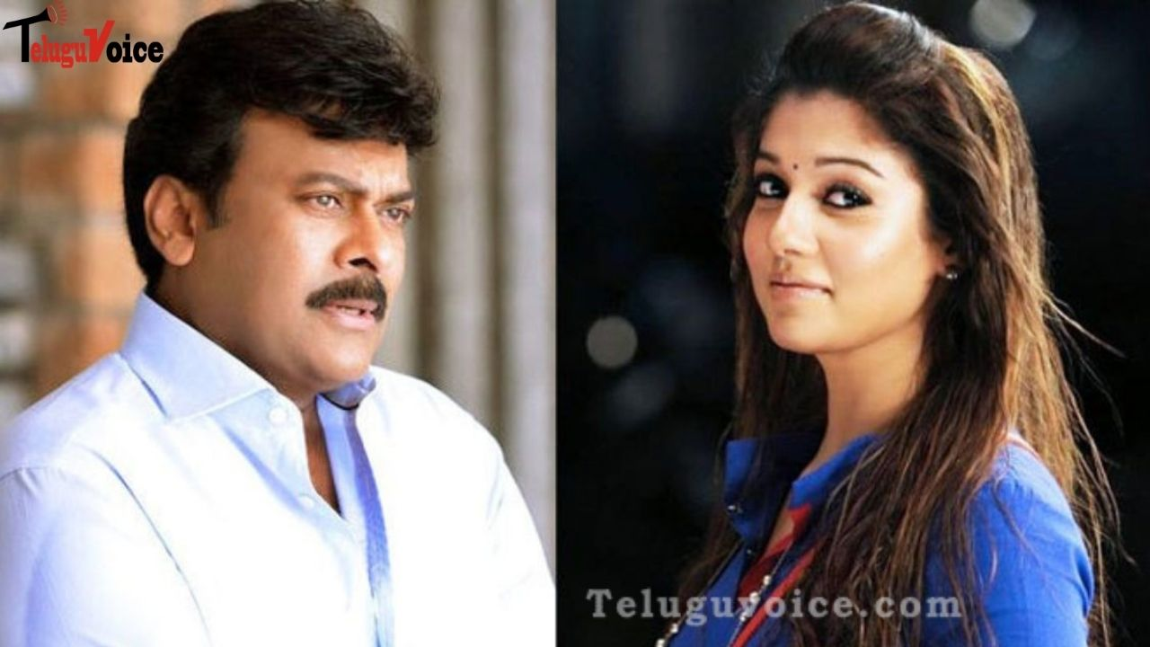 Star Actress Roped In For Lucifer Remake teluguvoice