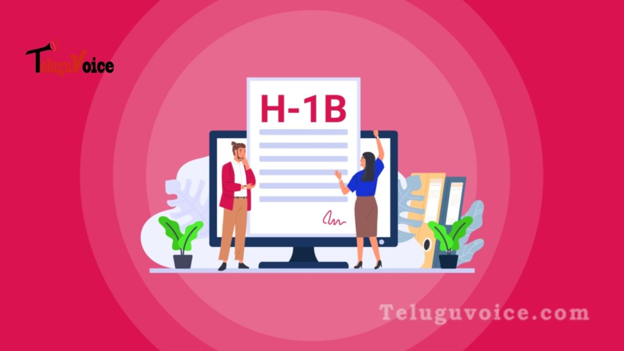 DHS And DOL Want A Radically Change In H1B Process For Consulting Firms teluguvoice