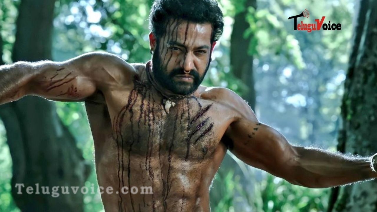 Tarak Set An Unbeatable Record With Bheem Teaser teluguvoice