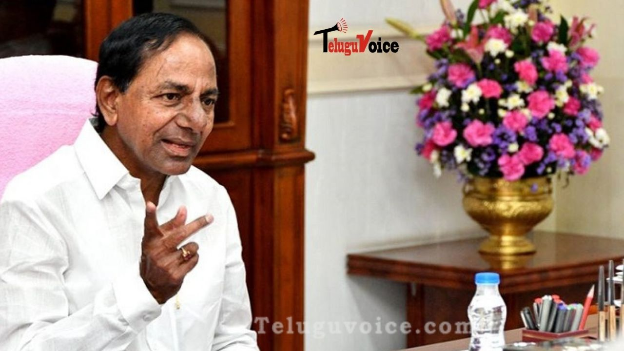 KCR To Retire Soon? teluguvoice