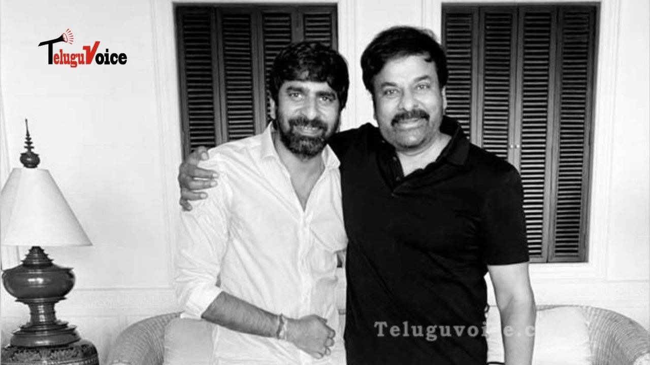 Chiru To Work With Gopichand? teluguvoice