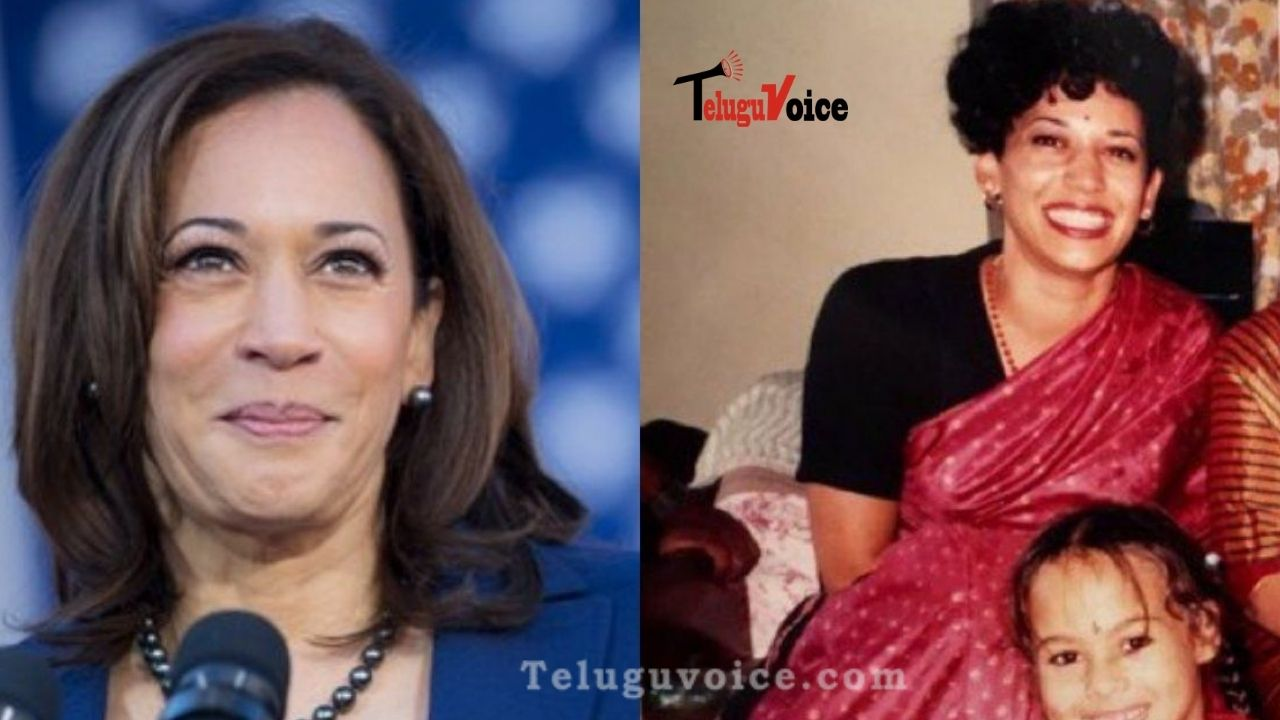 Many Want To See Vice President-Elect Kamala Harris Wear A Saree teluguvoice