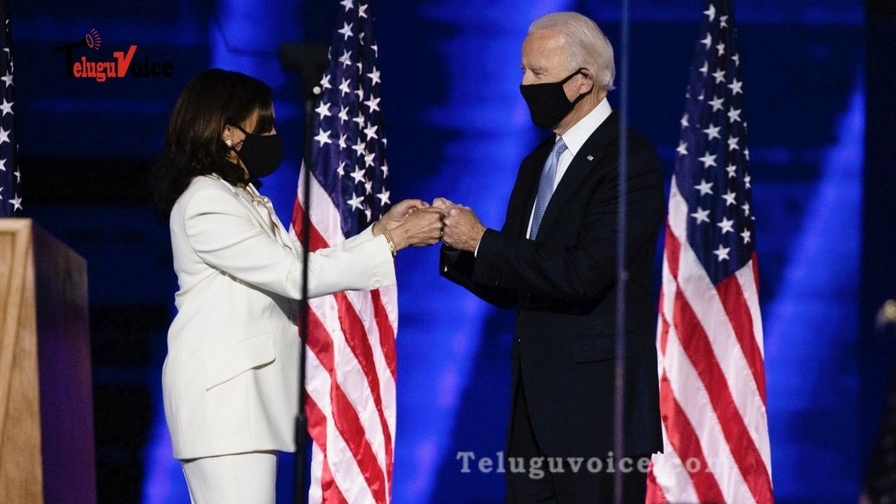 A New Era Started In America With Joe Biden And Kamala Harris teluguvoice