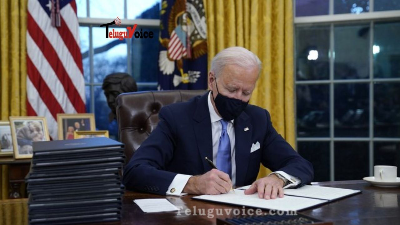 Day One Of Administration: New Biden Immigration Bill Announced teluguvoice