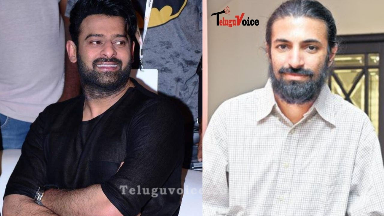 Nag Ashwin Promises Two Updates On Prabhas's Movie teluguvoice