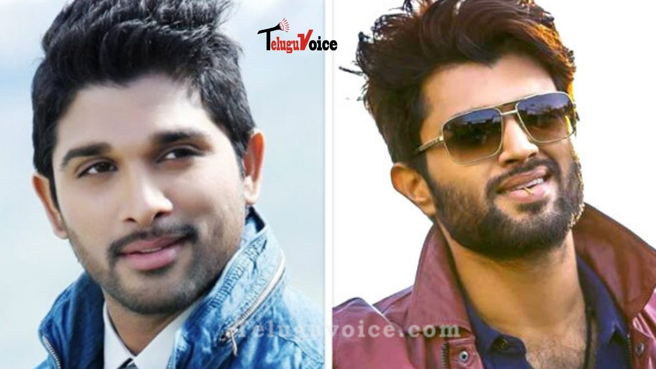 Allu Arjun And Vijay D To Work Together teluguvoice
