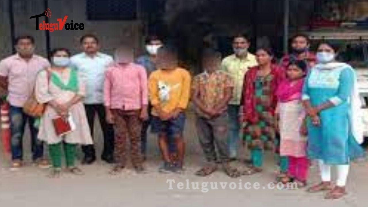 Telangana Police Rescued 3,178 Children Under Operation Smile teluguvoice