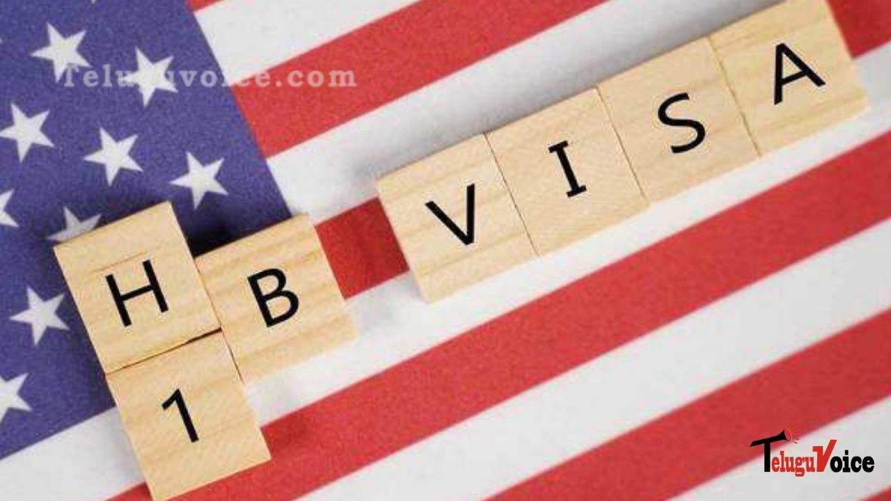 H-1B Visa Registration Starts From 9 March teluguvoice