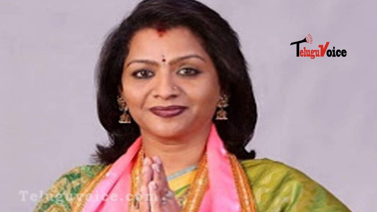Vijaya Lakshmi From Gadwal Elected As Hyderabad Mayor teluguvoice