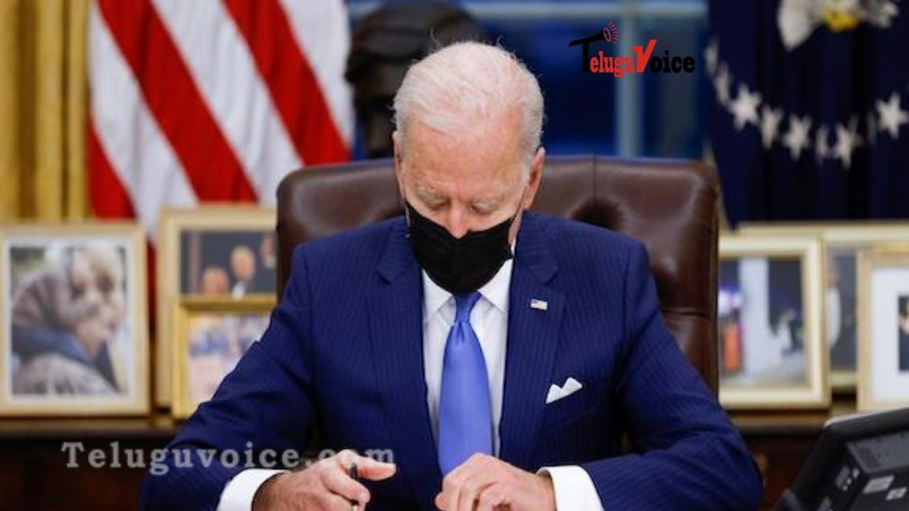 Biden Govt. Urged Not To Issue H-1B To Indians Till Country Cap On Green Card Is Removed teluguvoice