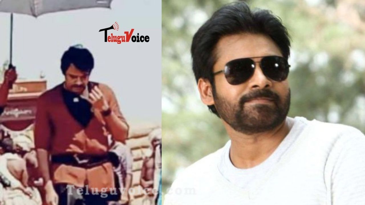 Pawan Kalyan Look Leaked From Krish Project teluguvoice