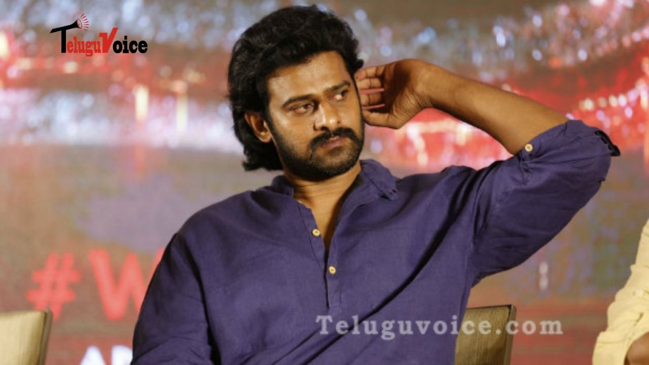 Prabhas Is Charging Rs 100 Cr Per Movie teluguvoice