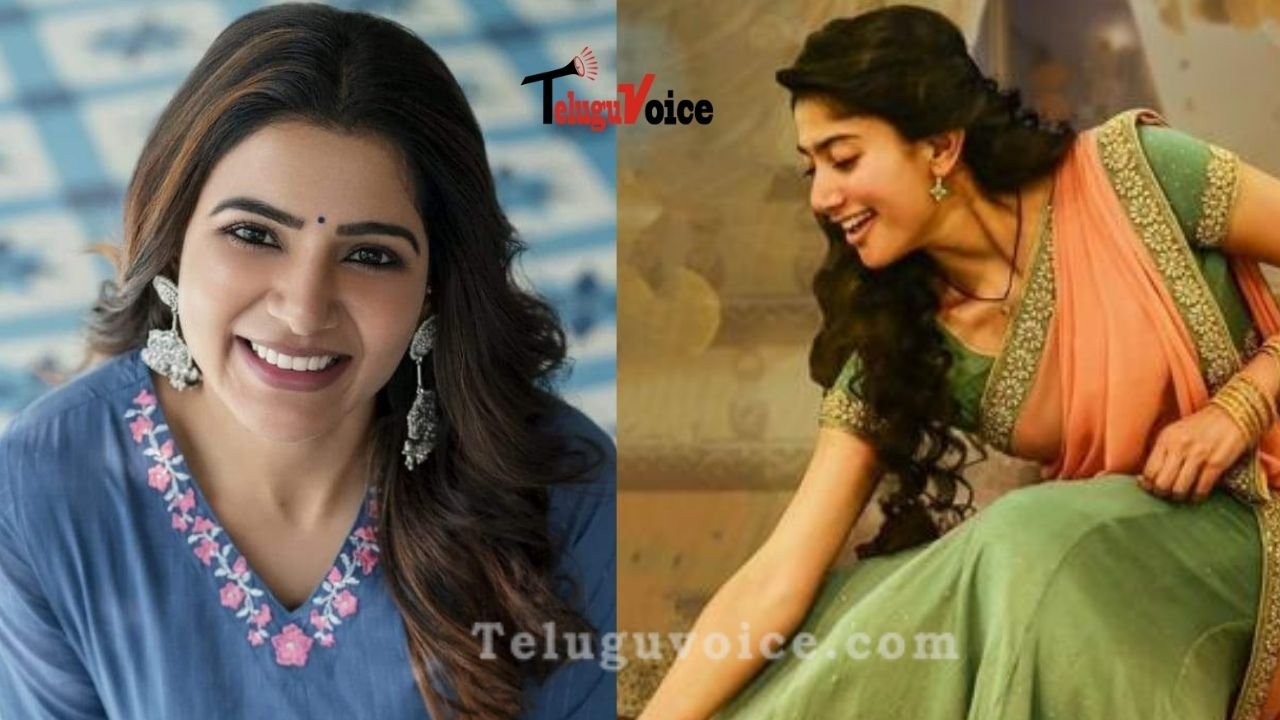 Samantha Releases 'Saranga Dariya' Song Of Sai Pallavi From Love Story teluguvoice
