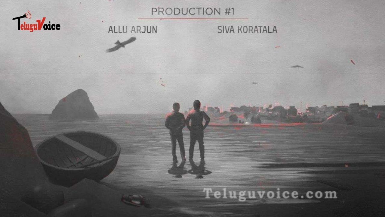 Allu Arjun #AA21 Release Date Confirmed teluguvoice