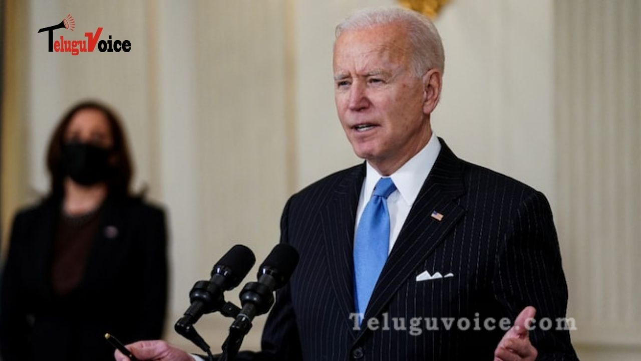 Joe Biden: Indian-Americans Are Taking Over The US teluguvoice